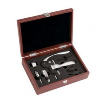 """Paderno"" - Waiter's corkscrew case, комплект за вино"