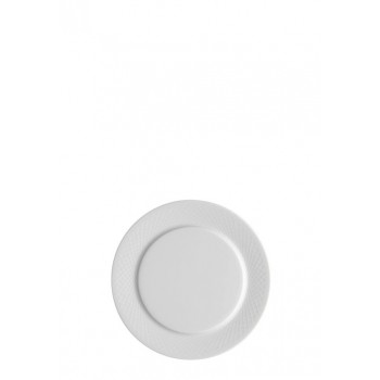 """Graphique"" - bread and butter plate wide rim 14 cm, порцеланова чиния"