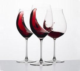 Kристални чаши за вино