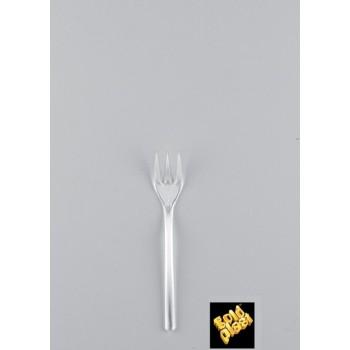 """""""Finger food"""" - Mini fork 100мм, 50 броя малка вилица"""