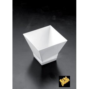 """Finger food"" - ""Pagoda"", кутия с 25 броя съдче ""Пагода"", прозрачно"