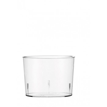 "Comatec Cocktail Line - ""Bodeglass"" cup 220 ml, кутия с 300 броя съдчета"