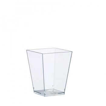 """Coctail Line"" - Crystal cup ""Kova"" 160ml, кутия с 400 броя съдчета"