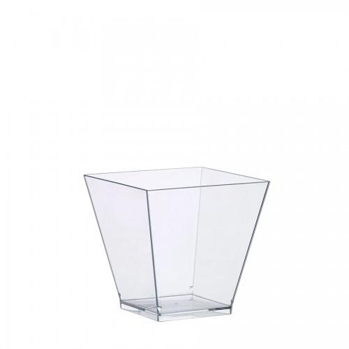 "Comatec Coctail Line - Crystal cup ""Kova"" 220ml, кутия с 400 броя съдчета"