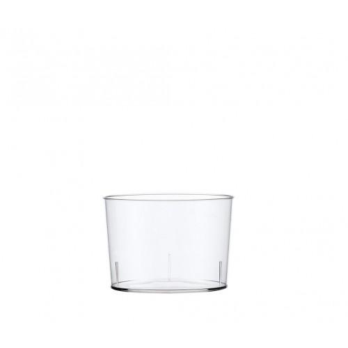 """Comatec Cocкtail Line - """"Bodeglass"""" cup 220 ml, кутия с 300 броя съдчета"""