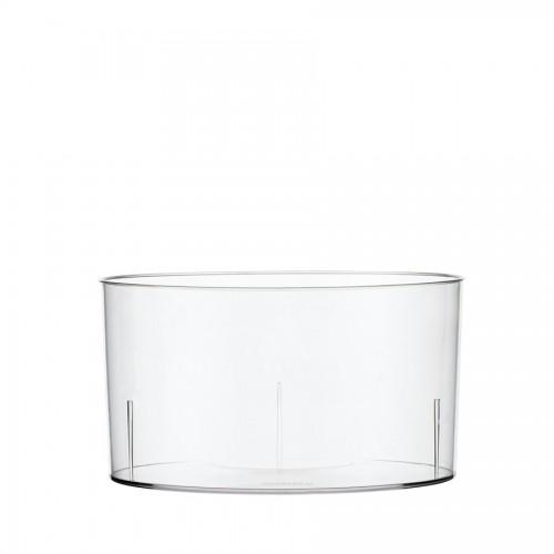 """Comatec Coctail Line - """"Bodeglass"""" cup 450 ml, кутия с 200 броя съдчета"""