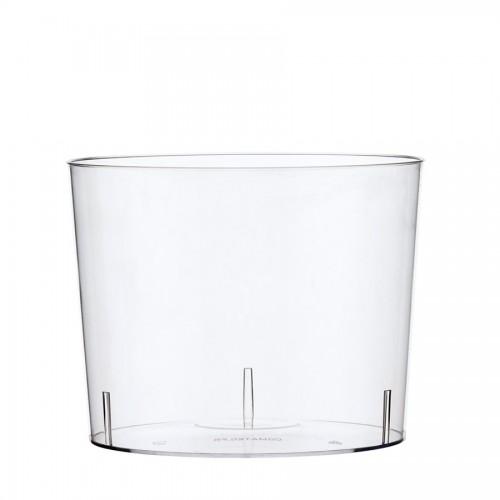 """Comatec Coctail Line - """"Bodeglass"""" cup 650 ml, кутия с 200 броя съдчета"""