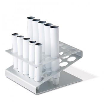 """Comatec Coctail Line - """"Delitub grid"""", кутия с 1 брой стойка за тубички"""