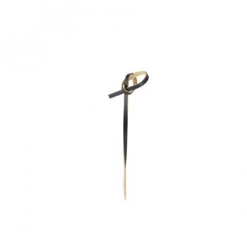 Comatec Coctail Line - Black twisted buckle stick 70mm, кутия с 2000 броя стикчета