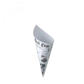 Comatec Cocktail Line - News cone 130mm, кутия с 100 броя фуниики