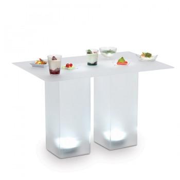 """Comatec Display - """"Lumio"""" display 15cm high, кутия с 1 брой светещ дисплей"""