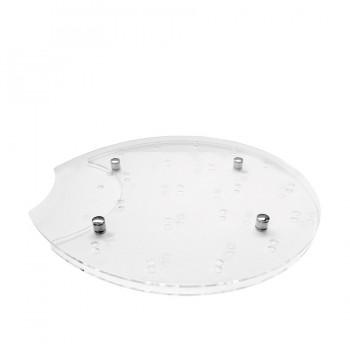 """""""Delistick"""" round tray, кутия с 1 брой поднос"""