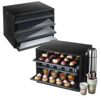 Comatec Take Away - Caterbox, кутия с 1 брой кутия за храна