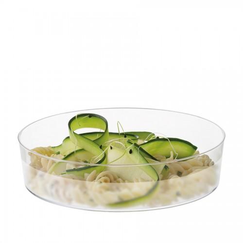 "Comatec Take Away - Crystal ""Bodeglass"" plate 60ml, кутия с 100 броя чинии"