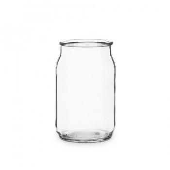 "Comatec Cocktail Line - ""Yogur 18"" jar 180ml, кутия с 100 броя бурканчета"