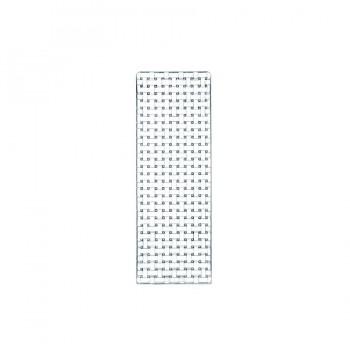 """Bossa Nova"" - Rectangular Plate 42x15cm,  правоъгълно платo"