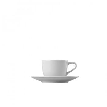 """Epoque"" - Double espresso cup 160 ml, чашa с чинийка за двойно еспресо"