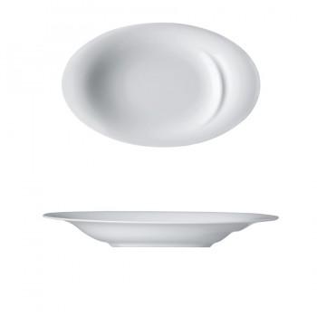 """In.Gredienti"" - Plate deep oval 32x20cm, дълбока овална чиния"