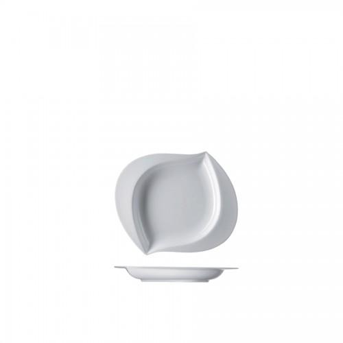 """Jade"" - Gourmet plate deep 24 cm, гурме чиния"