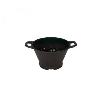 """""""Kitchen"""" - Conical colander 32 cm, конично решето /черен мат/"""