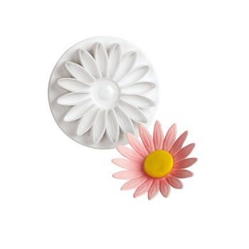 """Pastry tools"" - Daisy cutter, кутия с 2 броя резци - маргаритка"