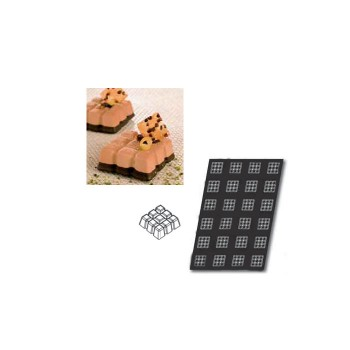 """""""Silicone Molds""""- Chocolate bars, Комплект форми за печене """"Шоколади"""""""