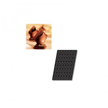 """""""Silicone Molds""""- Mini drops, форма за печене """"Мини капки"""""""