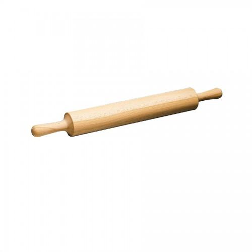 """""""Pastry tools"""" - Wooden rolling pin ∅ 9cm, кутия с 1 брой дървена точилка"""